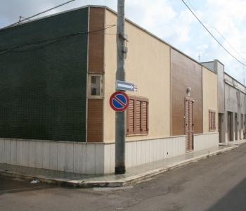 V474, Abitazioni Salento