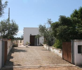 CV176, Casa Vacanza Mancaversa Gallipoli