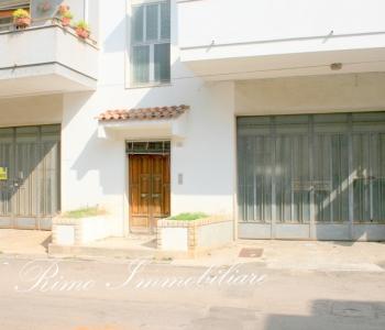V672, Locale Deposito Taviano