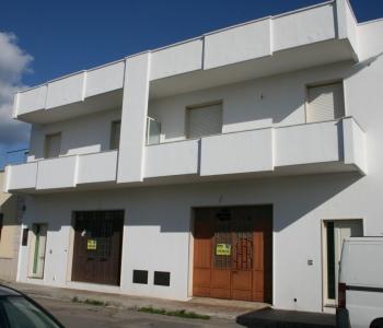 V368, Fabbricato Taviano