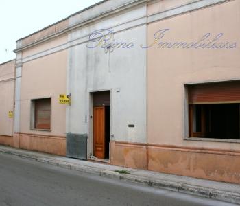 V604, Abitazioni Salento